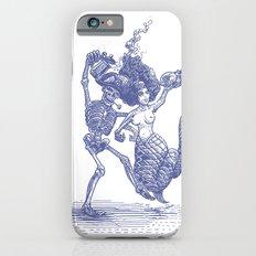 Dancing Mermaid and Skeleton Slim Case iPhone 6s