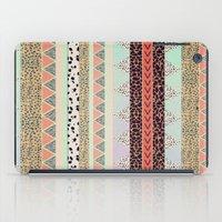 Leopard  print HIAWATHA   iPad Case