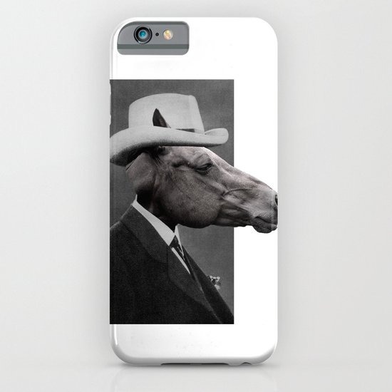 HORSE FACE iPhone & iPod Case