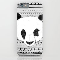 PANDA PATT! iPhone 6 Slim Case