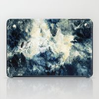 Drowning In Waves Textur… iPad Case
