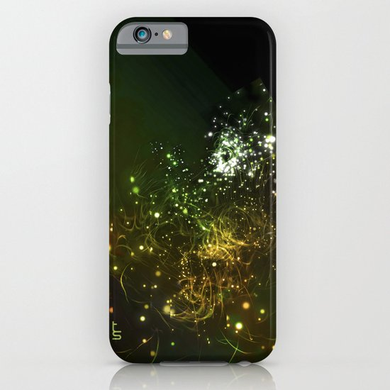 Mysterious World In the Garden iPhone & iPod Case