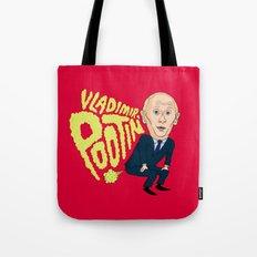 Vladimir Pootin' Tote Bag