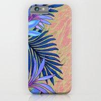 A Run Through the Jungle Blues iPhone 6 Slim Case