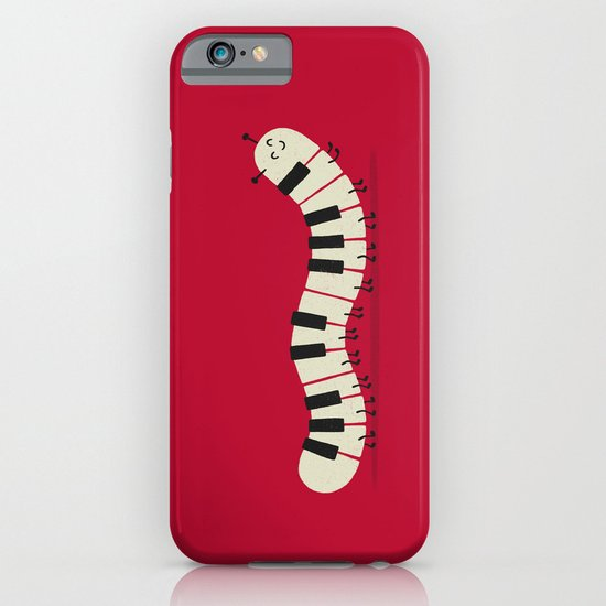 Caterpiano iPhone & iPod Case