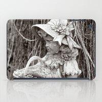 Under the Willow Tree III iPad Case