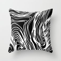 5050 No.4 Throw Pillow