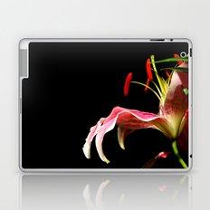 lone lily Laptop & iPad Skin