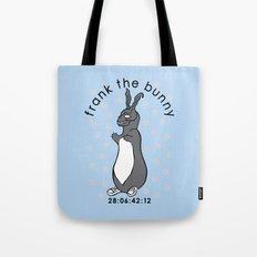 Don't Pat the Bunny Tote Bag