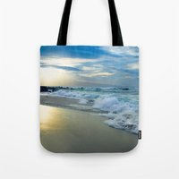 One Dream Sunset Hookipa Beach Maui Hawaii Tote Bag