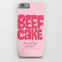 Beefcake Pantyhose iPhone 6 Slim Case