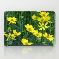 Prairie Flowers 2 iPad Case