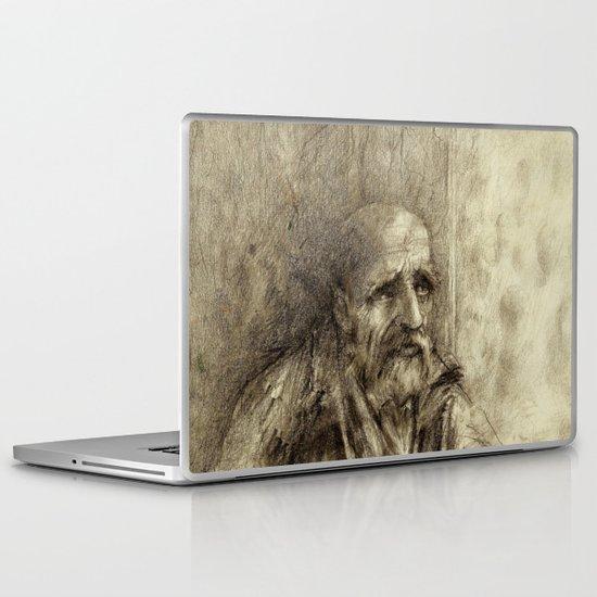 Yaşamdan bir kesit Laptop & iPad Skin