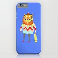 Tiger Dude iPhone 6 Slim Case