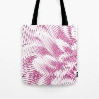 Flower Whisps Tote Bag
