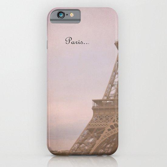 Paris... iPhone & iPod Case