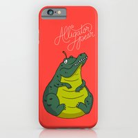 Alligator Pear iPhone 6 Slim Case