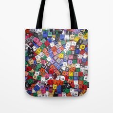 It is not the size of a person but the size of the heart that matters :) Tote Bag