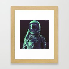 Eyestronaut Framed Art Print