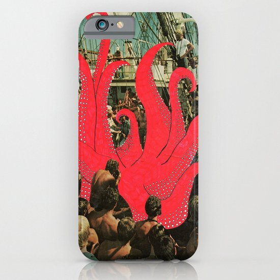 Squids iPhone & iPod Case