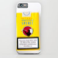 pixel spirit iPhone 6 Slim Case
