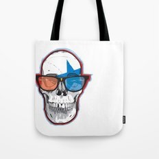 The 3D Star Punk Tote Bag