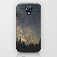 Milky Way Galaxy S4 Slim Case