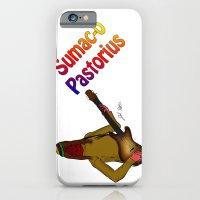 Sumac-o Pastorius iPhone 6 Slim Case