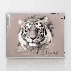 Tiger (BornInNature) Laptop & iPad Skin
