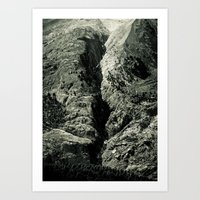 You will always find your Path Art Print