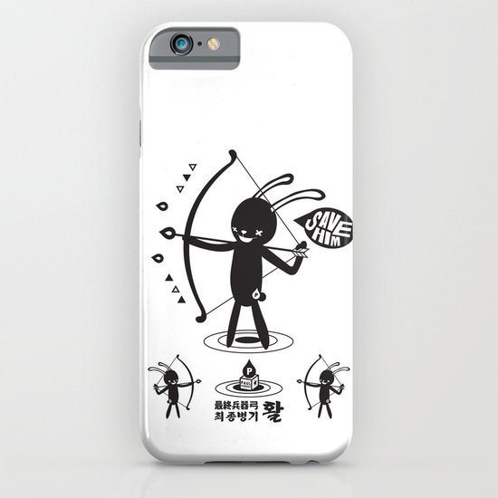 SORRY I MUST LIVE - DUEL 2 VER B ULTIMATE WEAPON ARROW  iPhone & iPod Case
