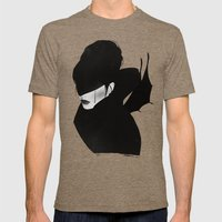 The Times They Are A-Cha… Mens Fitted Tee Tri-Coffee SMALL