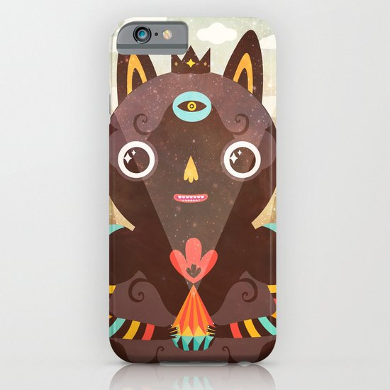 Over The Hill iPhone & iPod Case