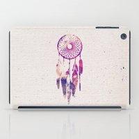 Girly Pink Purple Dream … iPad Case