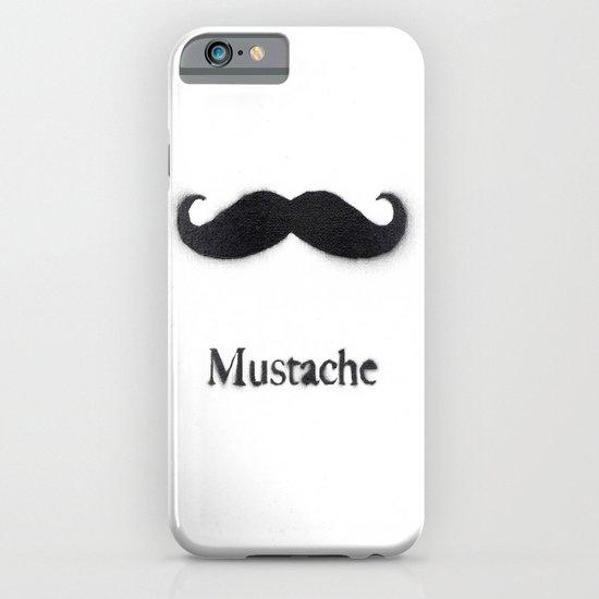 Mustache iPhone & iPod Case