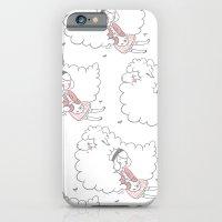 Sleeping creatures iPhone 6 Slim Case