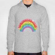 Impossible Rainbow Hoody