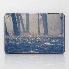 Foggy Morning iPad Case