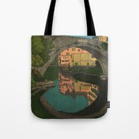 Tote Bag featuring The River by Megs stuff...