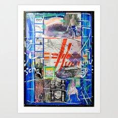 Hfi Art Print