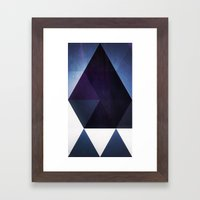 blyyk jwwl Framed Art Print