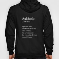 Askhole Hoody