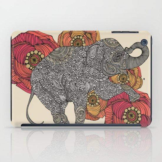 Rosebud iPad Case