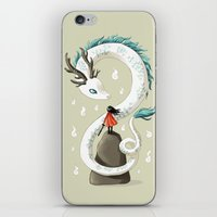 Dragon Spirit iPhone & iPod Skin