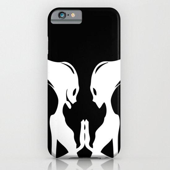 Schatten iPhone & iPod Case