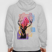 Mrs Stag Hoody
