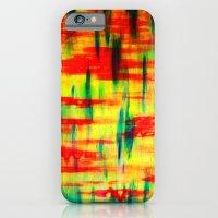 Dry Brush iPhone 6 Slim Case
