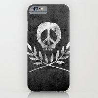 Peace Is Death iPhone 6 Slim Case