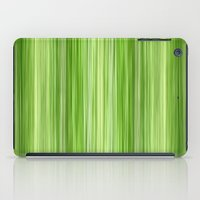 Ambient 3 In Lime Green iPad Case