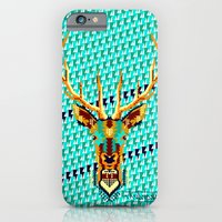 iPhone & iPod Case featuring Bambi Stardust by chobopop